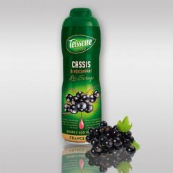Teisseire сироп из черной смородины, 600 мл