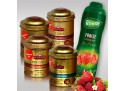 Набор 4 Luxury Leaf Tea + 1 клубничный сироп от Teisseire