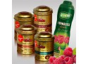 Set 4 Luxury Leaf Tea + 1 Teisseire Himbeersirup