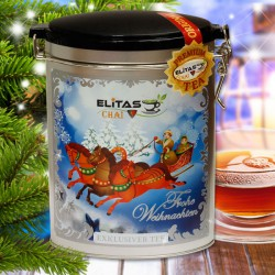 Счастливого Рождества - белый мотив
