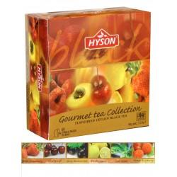 """Коллекция черного чая """"Гурман"""" 6 x 10 пакет. x 1,5 г"""