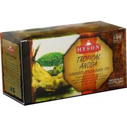 Tropische Anoda Ceylon Schwarztee, Hyson, 20Btl. x 2g