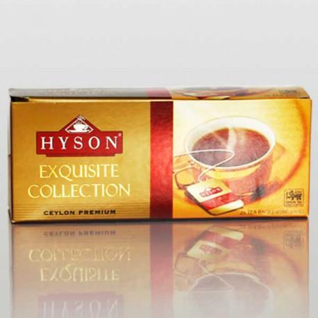 Цейлонский чай ПРЕМИУМ от Хайсон, Hyson Exquisite Collection,