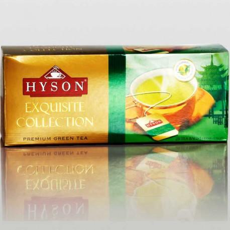 Royal Earl Grey - цейлонский чай от Хайсон, Hyson Exquisite Collection