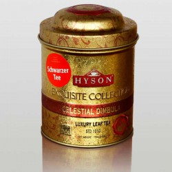 Celestial Dimbula Schwarzer Tee, Hyson Exquisite Collection, Luxury Leaf Tea