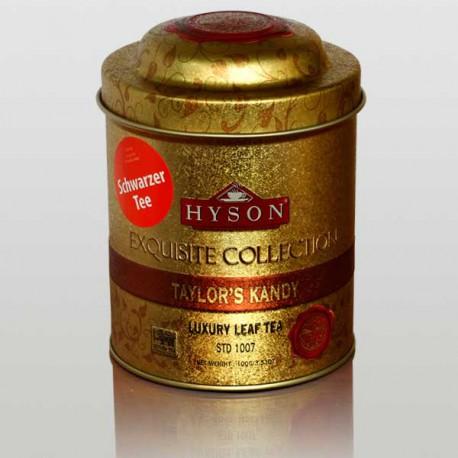 Принц Рухуны - черный чай Хайсон, Hyson Exquisite Collection
