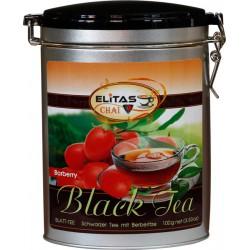 Schwarztee mit Berberitze - ELITAS CHAI, 100 g