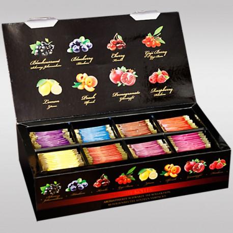Коллекция черного чая с ароматом фруктов, Hyson Exquisite Collection