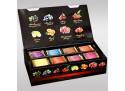 Черный чай с ароматом фруктов, Hyson Exquisite Collection, 8сортов х 10пак. х 2г
