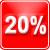 20% скидка ни заказ от 200 евро