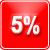 5% Скидка на 2-ой Заказ