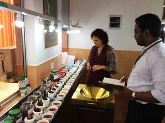 Großartige Tees von Sri-Lanka