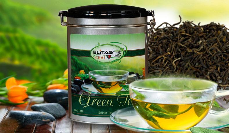 Grüner Tee Milky - ein gesunder Tee