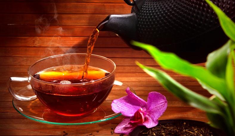 Genießen Sie den Geschmack echten Tees!